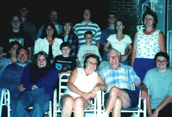 The Verryt Family 1998